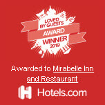 Loved by Guest Award Winner 2019 by hotels.com